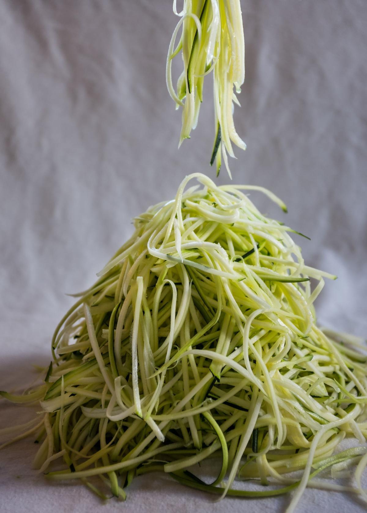 Battle of the Bulk: Strategies for winning the War on Zucchini