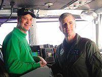 In the Service: O'Phelan named Enterprise Sailor of the Day