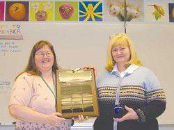 School Staff Honored