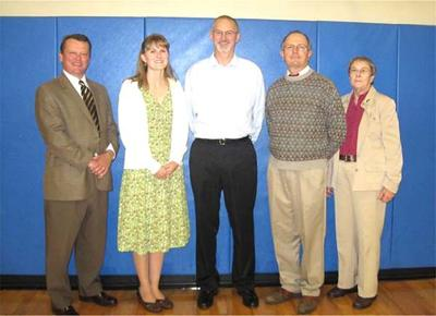 Ocean Beach Schools: School board members recognized for service