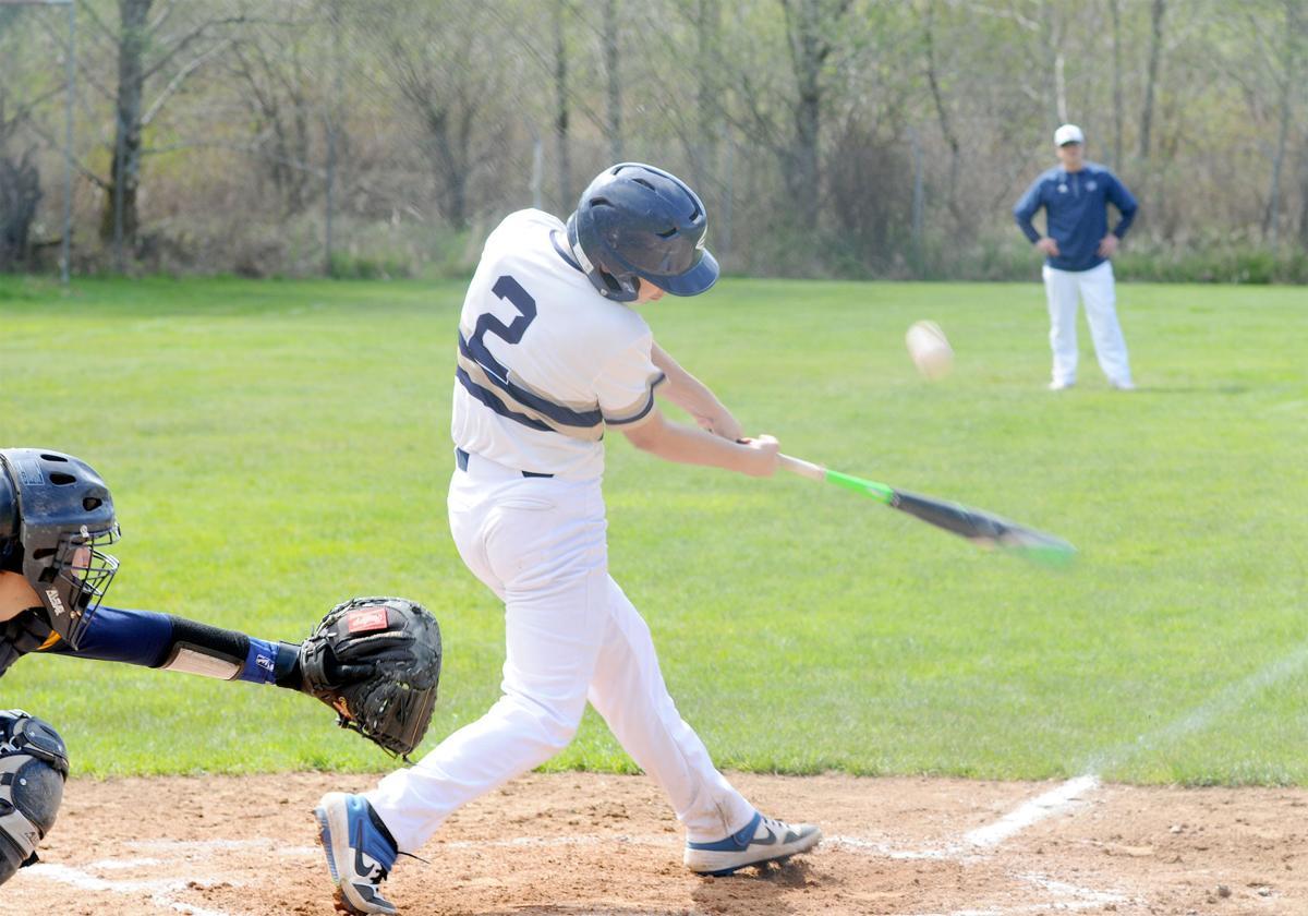 Ilwaco and Naselle baseball: Warren Wirkkala