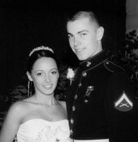 Just Married: Rochelle L. Vigil and Benjamin D. Marks
