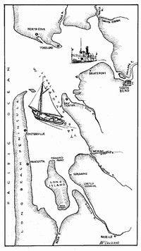 North Cove, 1881