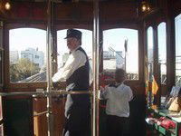 Riverfront trolley association looking for a few good conductors