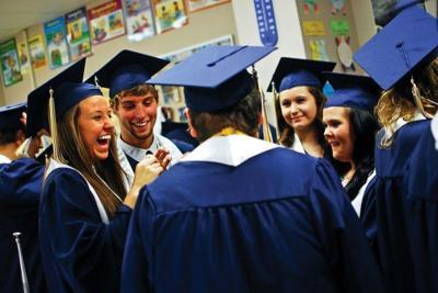 2011 NASELLE High School Graduation
