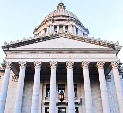 Washington State Capitol Legislative Building