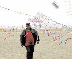 Kite Festival in full 'string' at Bolstad in Long Beach