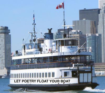 POETRY FLOATS YOUR BOAT