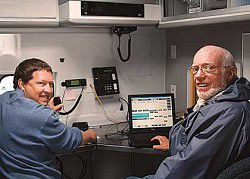 Local amateur radio club members 'Ham' it up in national contest