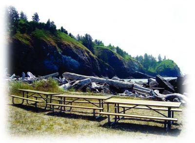 Cape Disappointment: Lewis and Clark National Park