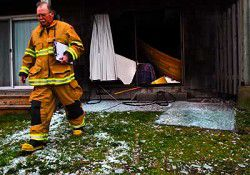 Severed gas line sparks destructive fire at Chautauqua Lodge