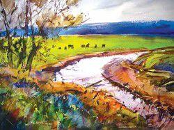 Eric Wiegardt paintings win major awards