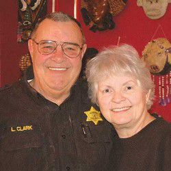 Larry Clark steps aside as sheriff deputy, still ready to serve