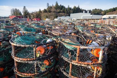 Crabbing delay extended