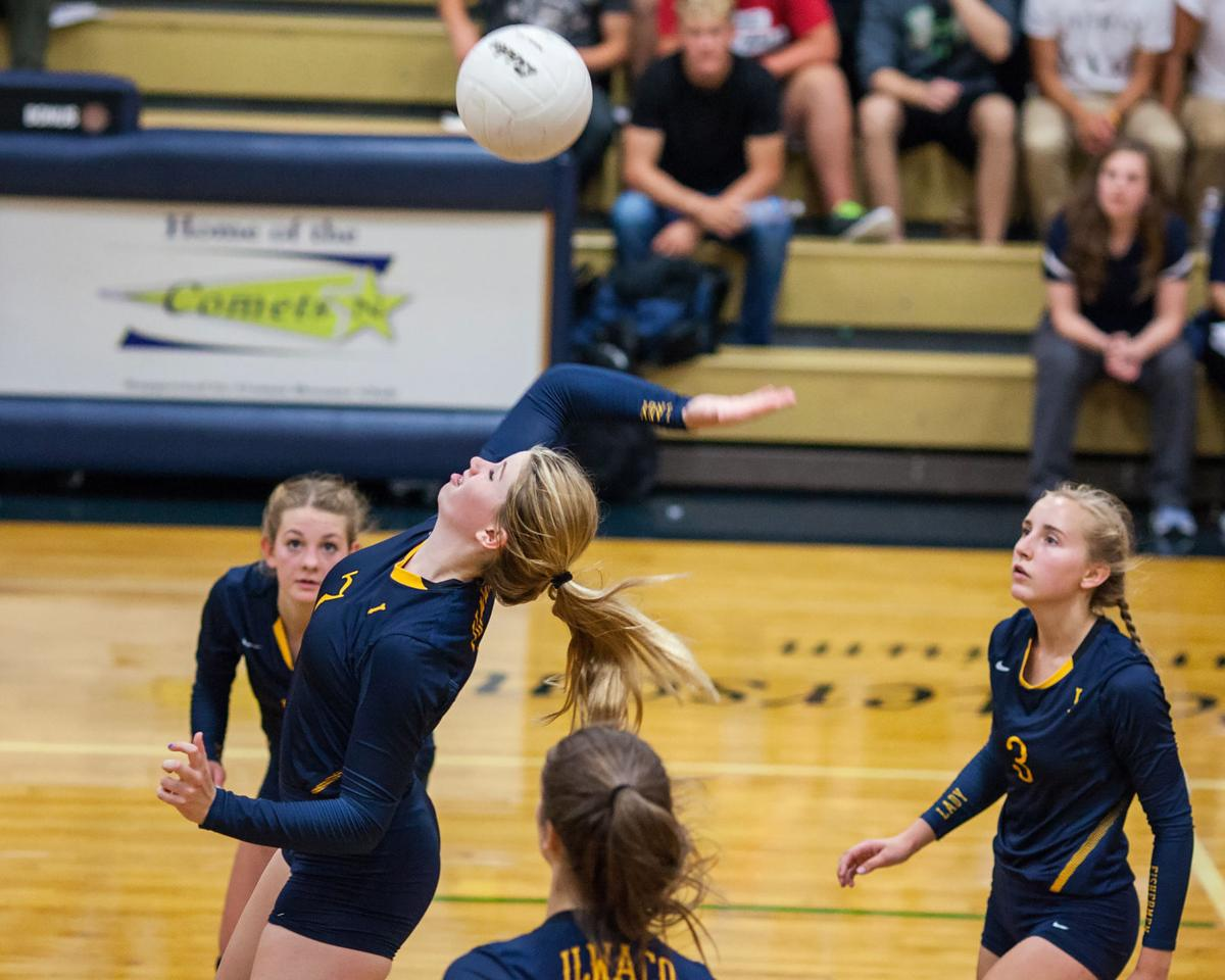 Cross-county net rivalry: NHS wins 3 sets to 1 in season opener with Ilwaco