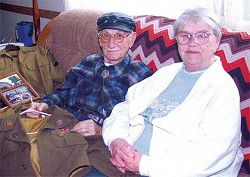 Veteran Johnson remembers his time in Africa during World War II