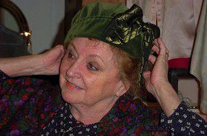 Barbara Poulshock: Piano playing shopkeeper extraordinaire
