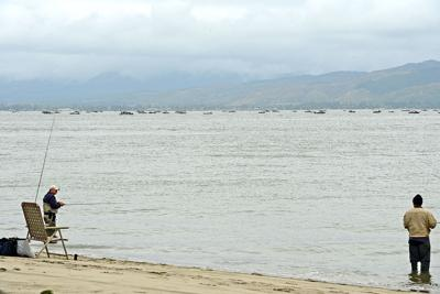 Salmon season OK'd for Pacific Ocean and Columbia River