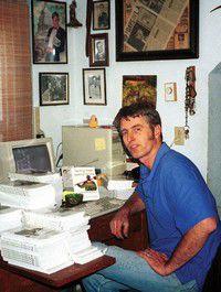 Area writer John Kulm mixes comedy, farming