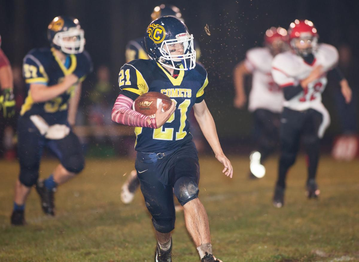 Naselle celebrates Homecoming with 56-14 win
