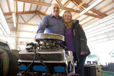 Richfield couple wins Rod Run engine raffle
