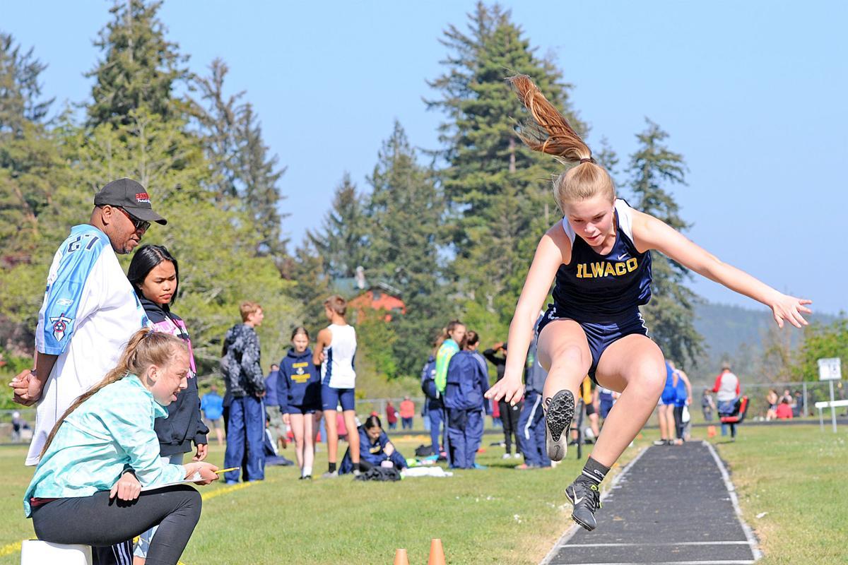 IHS track Abby Knopski