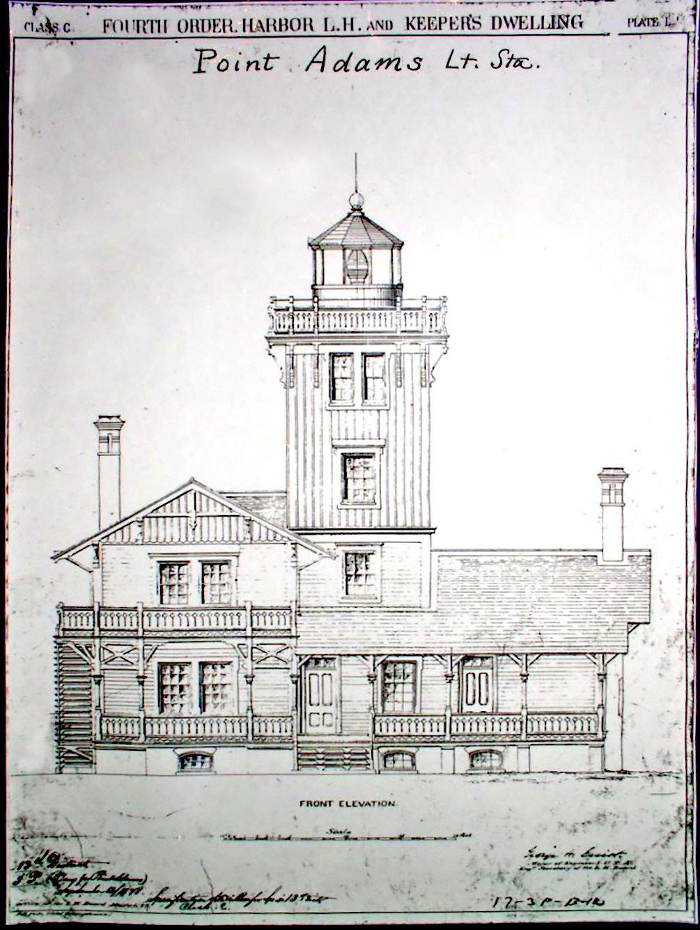 Point Adams Lighthouse