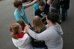 Forty five students take part in Teens Against Tobacco Use training