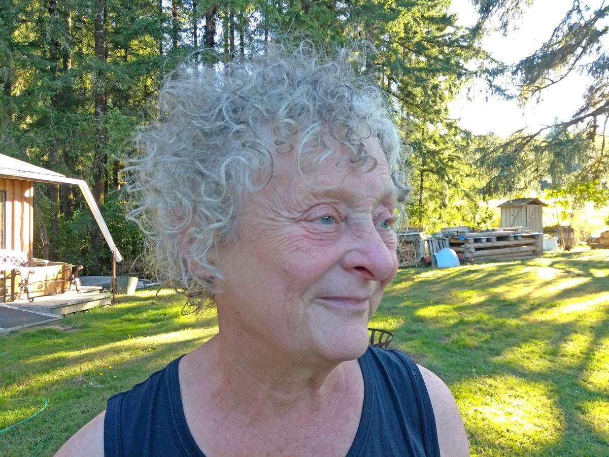 Pacific County woman honored for square dance achievements
