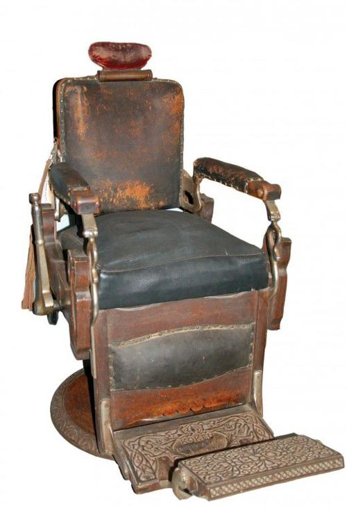 Pieces Of Our Past South Bend 146 S Historic Barber Chair Life Chinookobserver Com