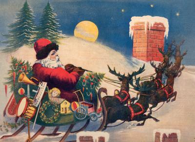Santa's Cookie Conundrum