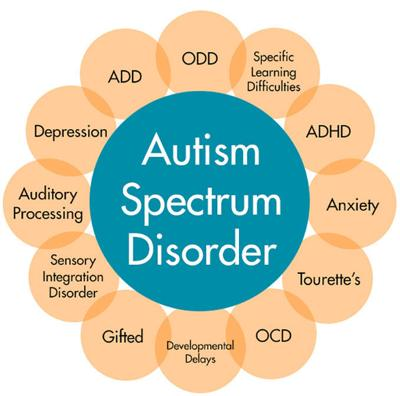 Us Announces 2 Autism Rate Again And >> Panel Of Experts Discusses Autism South County News