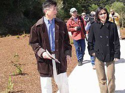 Maya Lin project nears completion