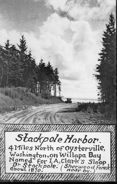 Stackpole Harbor