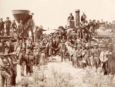 Editor's Notebook: 150 years ago, Hell on Wheels reshaped my family and the West