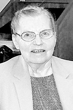 Obituaries: Violet T. Peterson