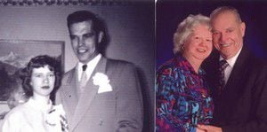 50th Wedding Anniversary: Lonnie and Eleanor Stanley