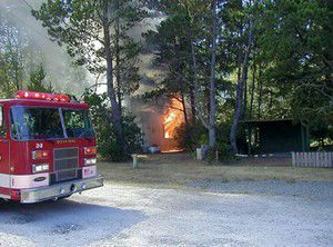 Pacific County firefighters get a jump on disaster by training rural residents