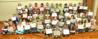 Long Beach Elementary honors self-managers