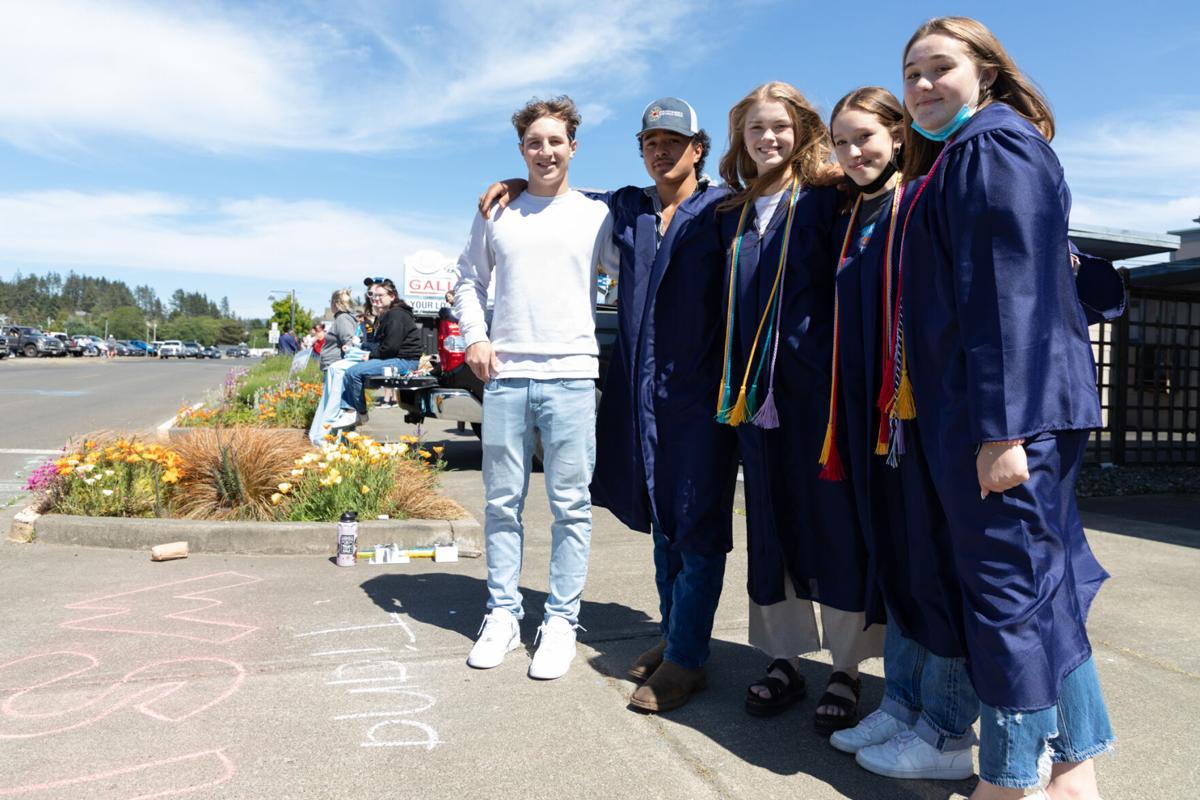 Senior group photo