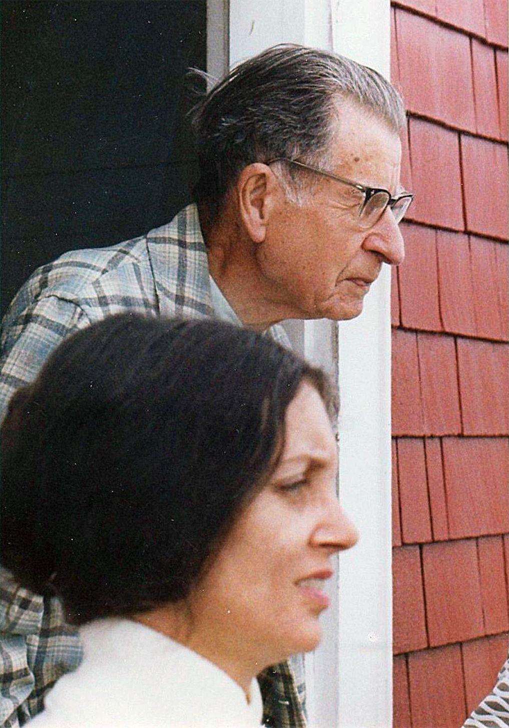 Sydney Stevens and Cecil Jefferson Espy
