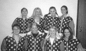 2004 Miss Loyalty Days Court