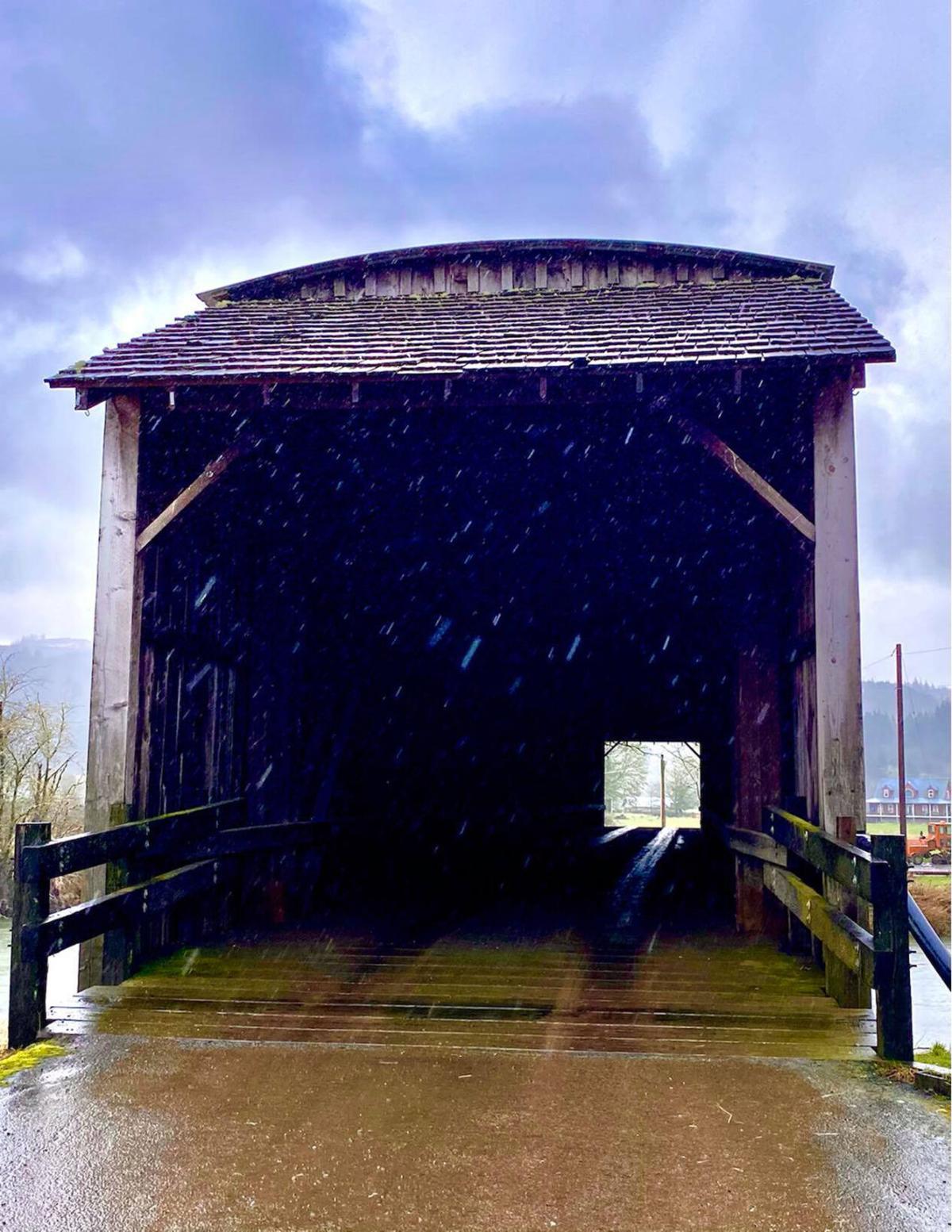 Bridge through view