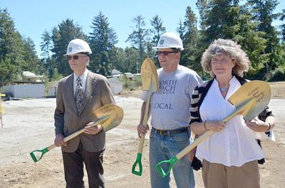 Work starts on new North Beach Water headquarters