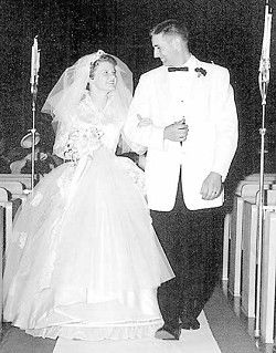 Anniversaries: Golden anniversary for Swede and Carole Warneke