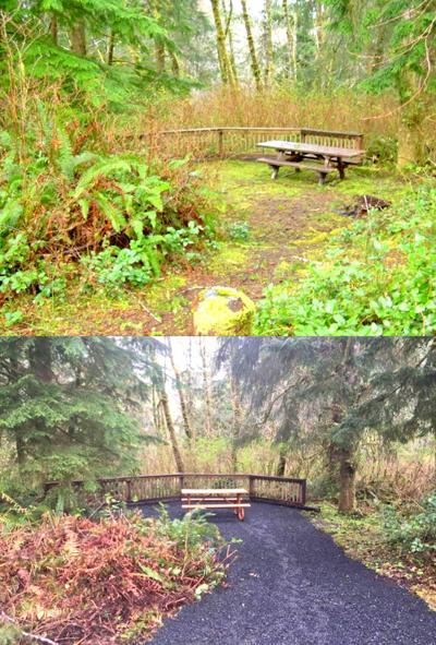 Butte Creek Day-Use Area picnic ground