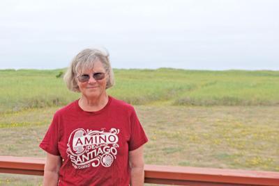 Mary Atherton walks old Camino de Santiago in Spain
