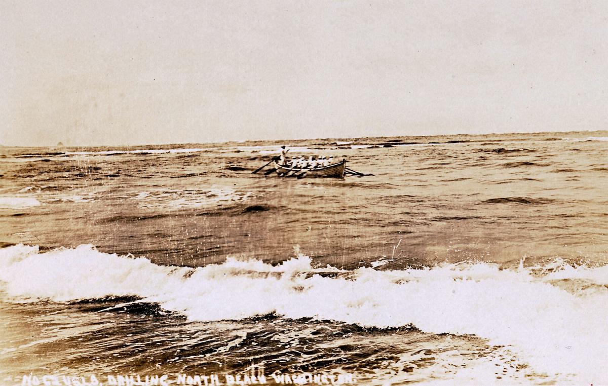 Open surfboat