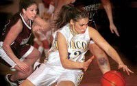 IHS girls come together for win No. 1