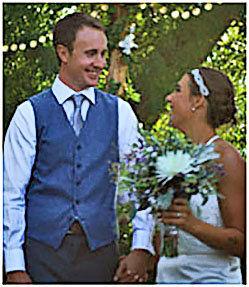 Jordan Williams  marries Kelsey Devereaux